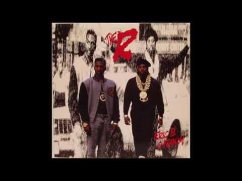 "A FLG Maurepas upload - Eric B  & Rakim - The R (7"" edit) - Hip Hop"