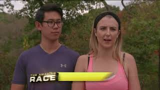 The Amazing Race 30 commercial (16) featuring the debaters