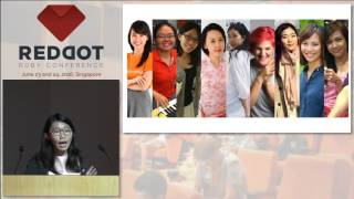 Journey to becoming a techlady - RedDotRubyConf 2016