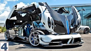 ⚡️Top 5 Transformer Cars🚖 In Real Life  That Actually Exist 2018 _ Top4s