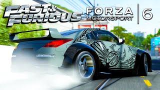 Forza 6: DK's Nissan 350Z