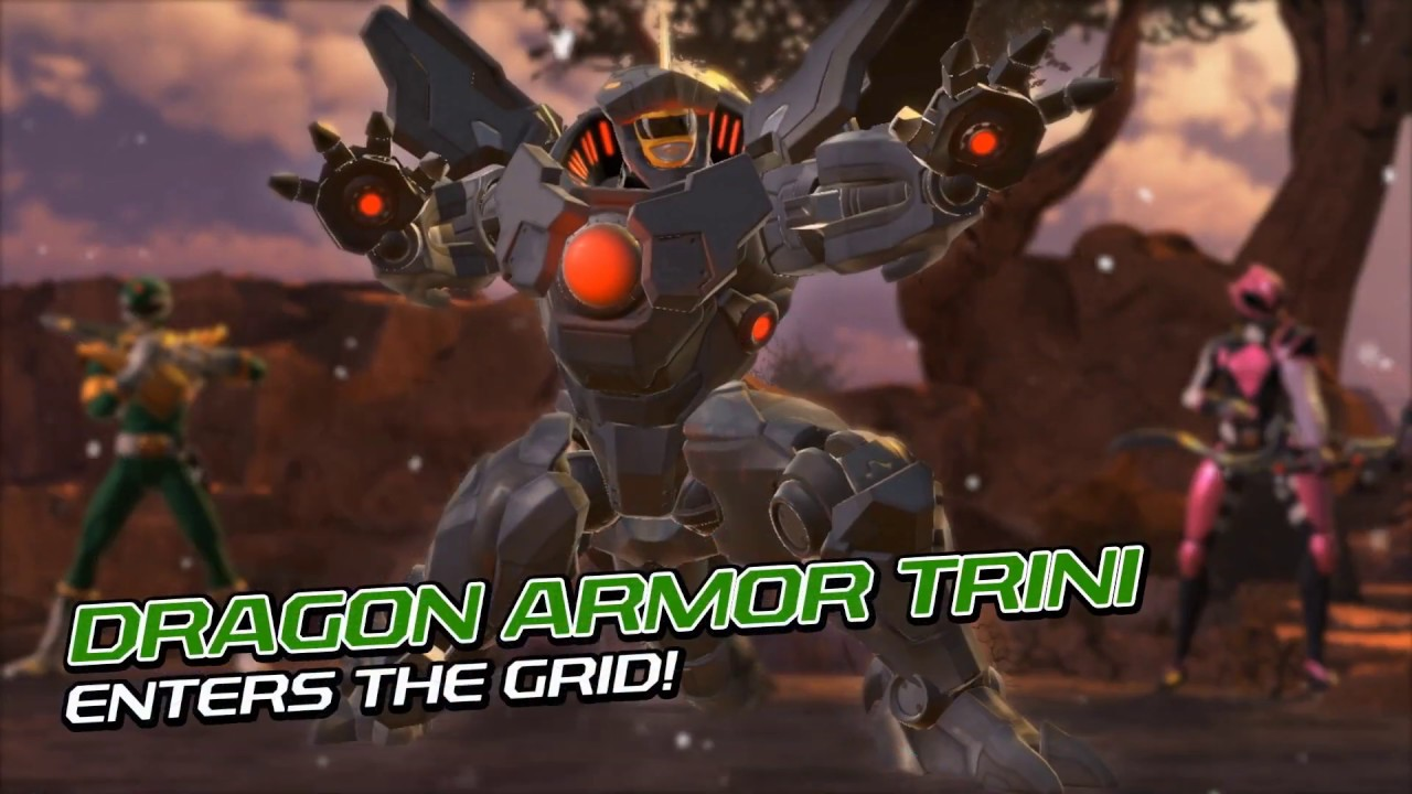 Power Rangers Battle For The Grid Dragon Armor Trini Youtube Performance certified by the guild. power rangers battle for the grid dragon armor trini