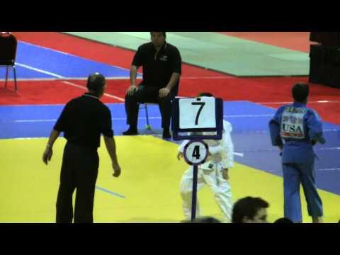 USA Open Junior Judo - Fight 1