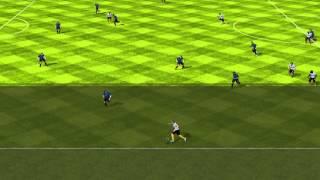 FIFA 14 iPhone/iPad - FC Bruges vs. Sport. Lokeren