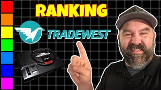 Rank & Review Every Tradewest Sega Genesis Game