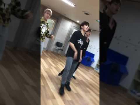 BTS 'Rainism' Dance Practice