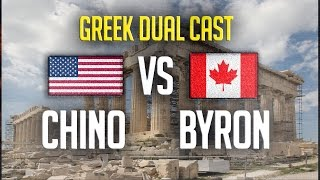 Men of war Assault Squad 2 : Devils Brigade vs Chino - Greek dual cast test! practice