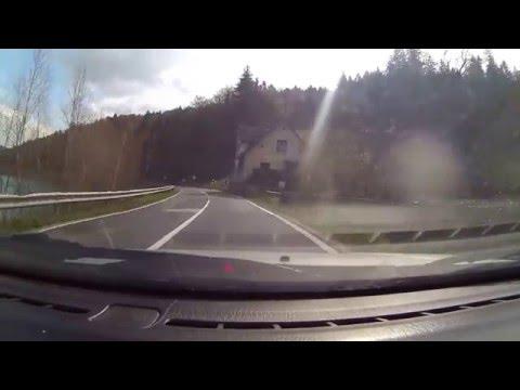 Slovenia - Drive from Velenje to Catez ob Savi