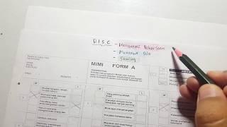 Psikotes DISC: Cara Mengatur Point Untuk Memunculkan Tipe Kepribadian Yang Diinginkan