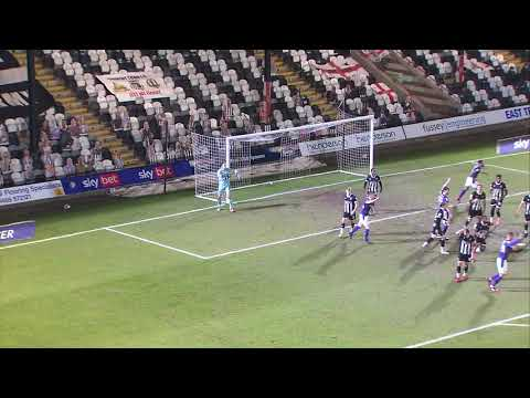 Grimsby Tranmere Goals And Highlights
