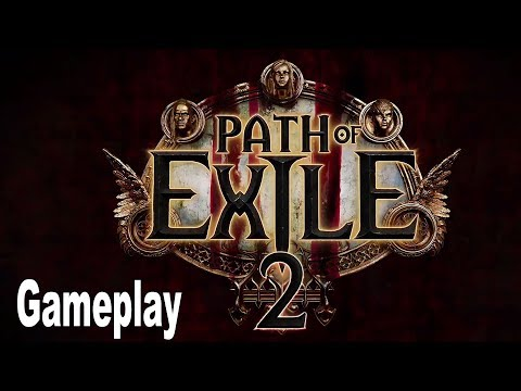 Path Of Exile 2 - Gameplay Demo ExileCon 2019 [HD 1080P]