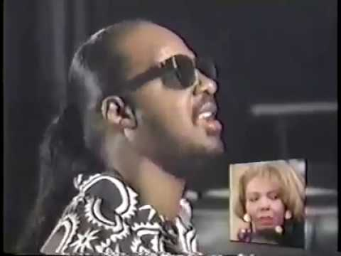 """""""Mary Wells"""" and """"Stevie Wonder"""" on The Joan Rivers Show"""
