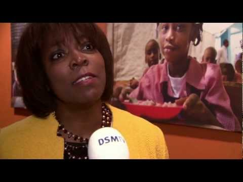 Ertharin Cousin on Food and Nutrition Security