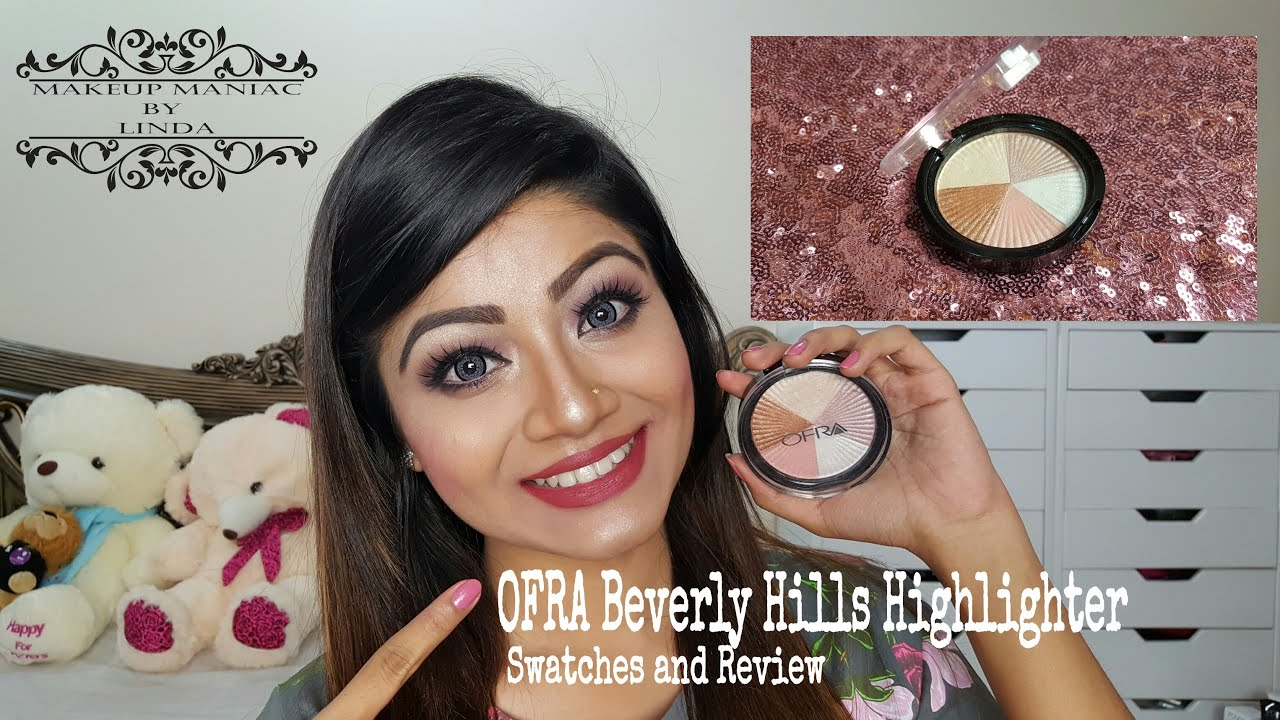 Ofra Cosmetics Beverly Hills Highlighter First