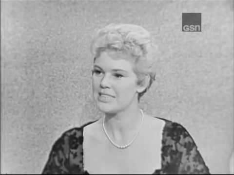I've Got A Secret! - Durward Kirby and Faye Emerson 2/18/1963