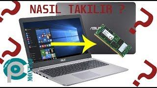 Asus X541U Notebook RAM UPGRADE