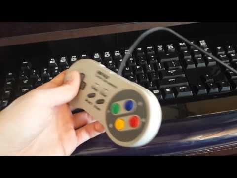 How To Get NES/SNES Emulators For PC (With Controller)