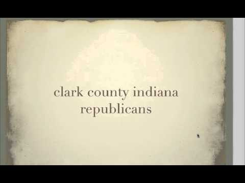 clark county indiana republicans