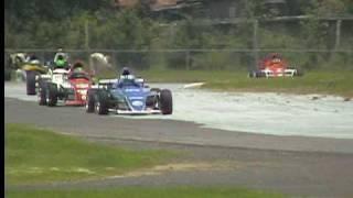 Jonathan Arévalo en El Gran Premio Grupo Bavi