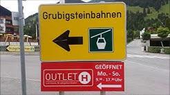 Besuch der Grubig Hütte in Lermoos  Österreich im Juli 2018