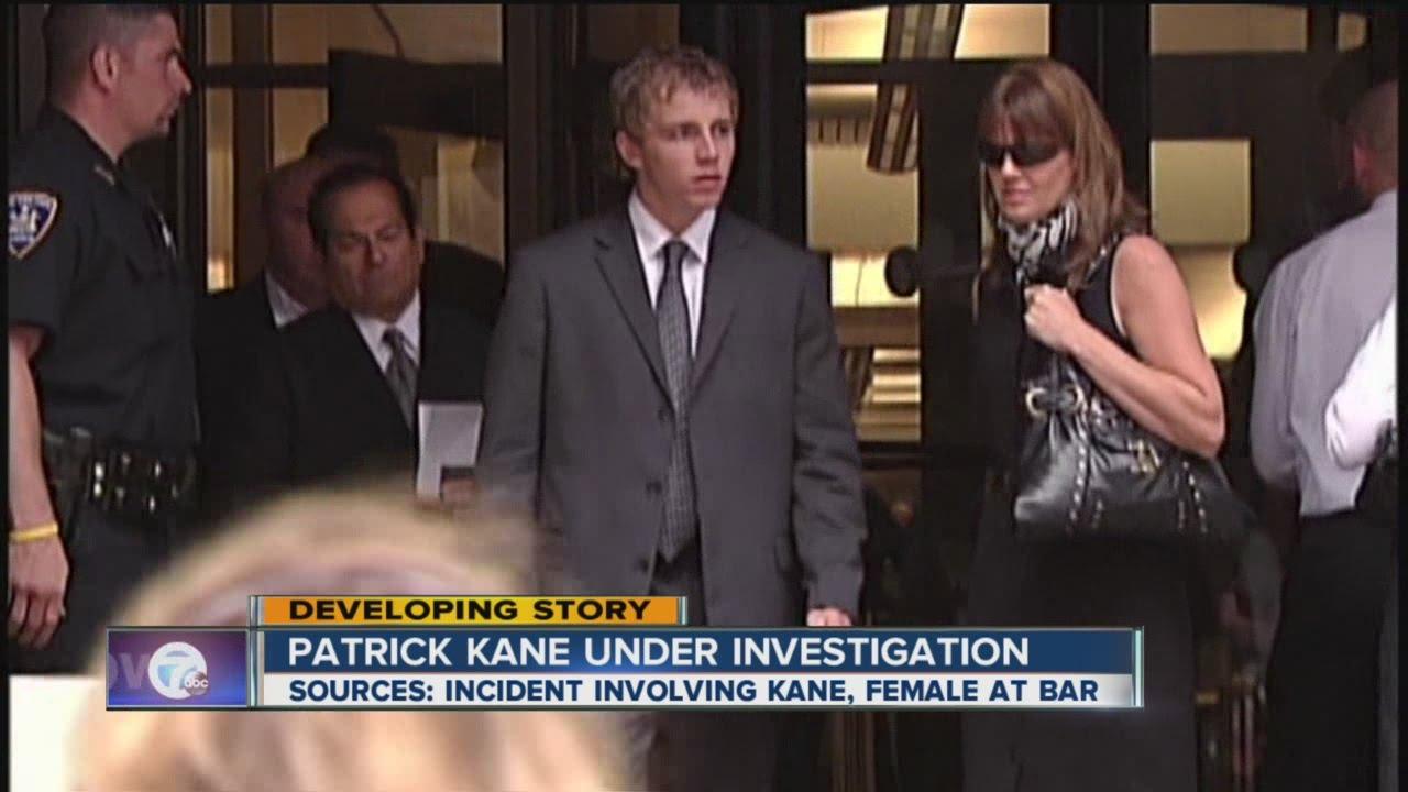 Patrick Kane Under Investigation In Hamburg Youtube