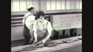 Chaplin - Tiempos modernos