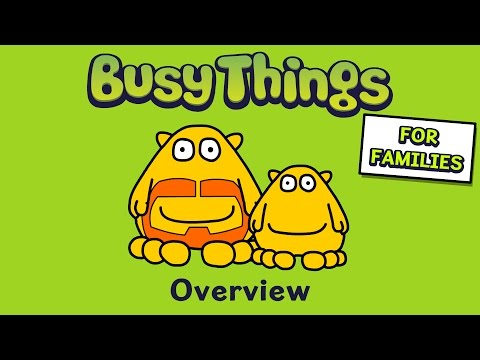 Busy Things - An overview of Busy Things for Families