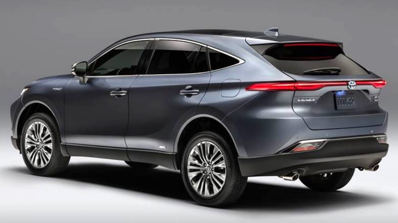 2021 Toyota Harrier Premium Suv India Launch Date Price Mileage Features Full Details Youtube
