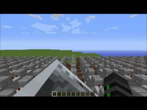 A Little Piece of Heaven: Minecraft Cover