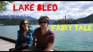 Lake Bled Slovenia (Camping) - Europe Road Trip & Travel Vlog