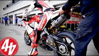 How much does it cost to run a British Superbike team?