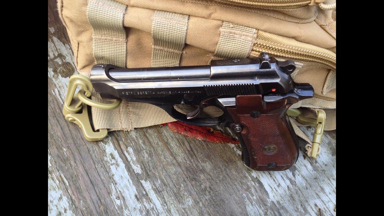 Shooting the Beretta Model 84BB