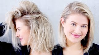 How To Refresh Oily Greasy Hair | Milabu