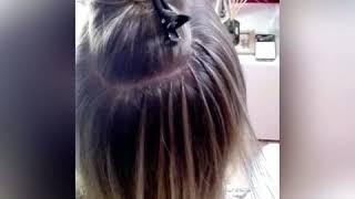 Наращивание волос Альмерия #волосы для наращивания.Все о волосах,уход и здоровье волос