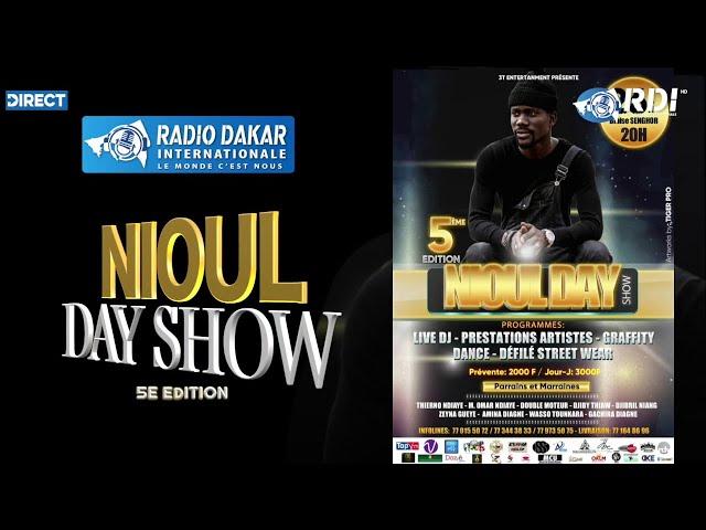 5éme édition Nioul Day Show Avec Dj Barra Bou Nioul