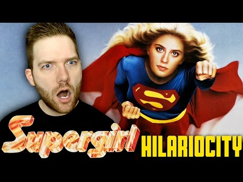 Supergirl - Hilariocity Review