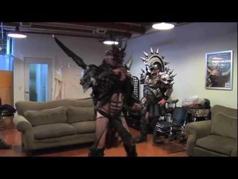 Game Informer - GWAR Plays Kinect - Dance Central