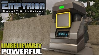 THIS THING IS GODLY | Empyrion Galactic Survival | Let's Play Gameplay | S15E13