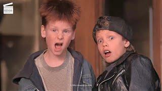 The Little Rascals: Runs away from bullies HD CLIP