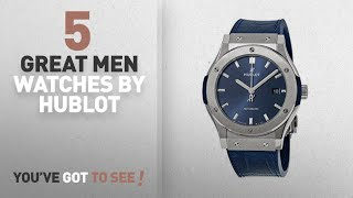 Top 10 Hublot Men Watches [ Winter 2018 ]: Hublot Classic Fusion Automatic Mens Watch 542.NX.7170.LR