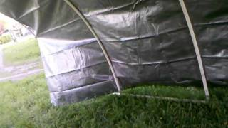 Galaxy Hut Shade Structure
