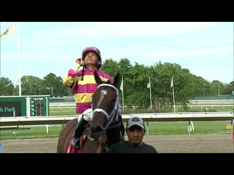 video thumbnail for MONMOUTH PARK 6-15-19 RACE 11