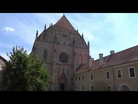 Das Neuberger Münster in Neuberg an der Mürz