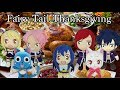 Anime Plush Adventures: Fairy Tail Thanksgiving