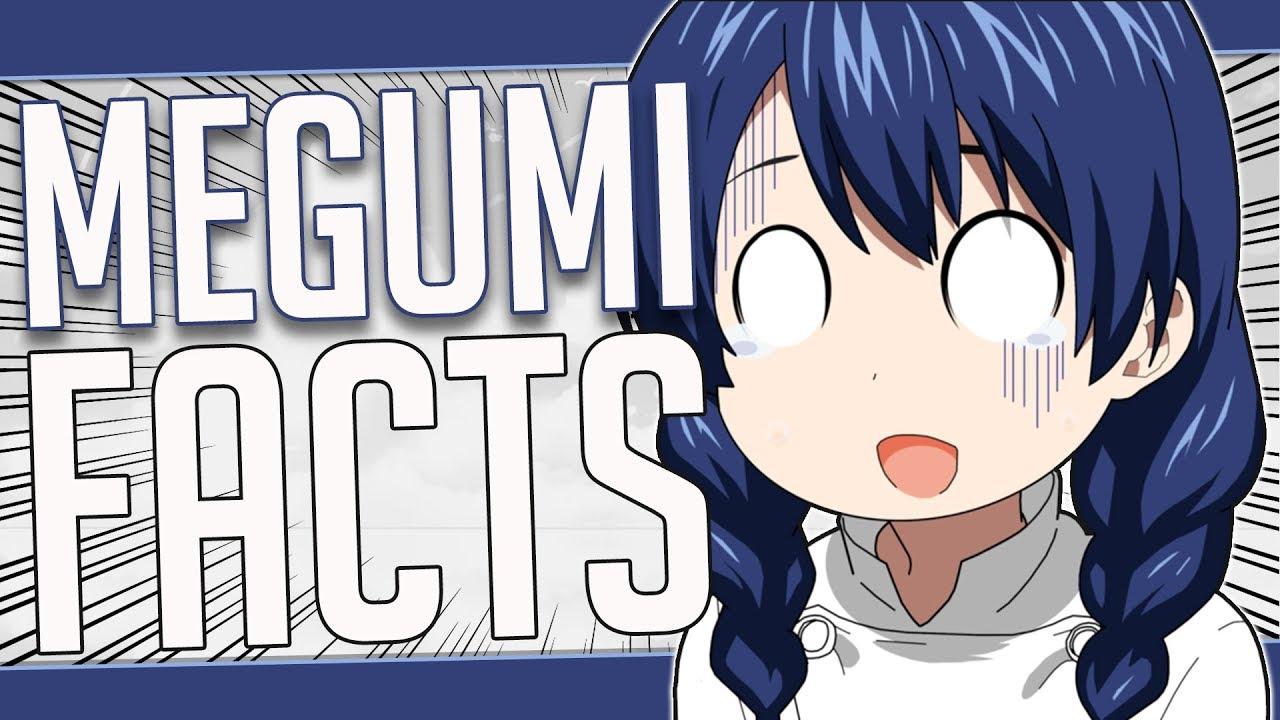 5 Facts About Megumi Tadokoro Food Wars Shokugeki No Soma Youtube Megumi most kawaii moments   shokugeki no souma + ova. 5 facts about megumi tadokoro food wars shokugeki no soma