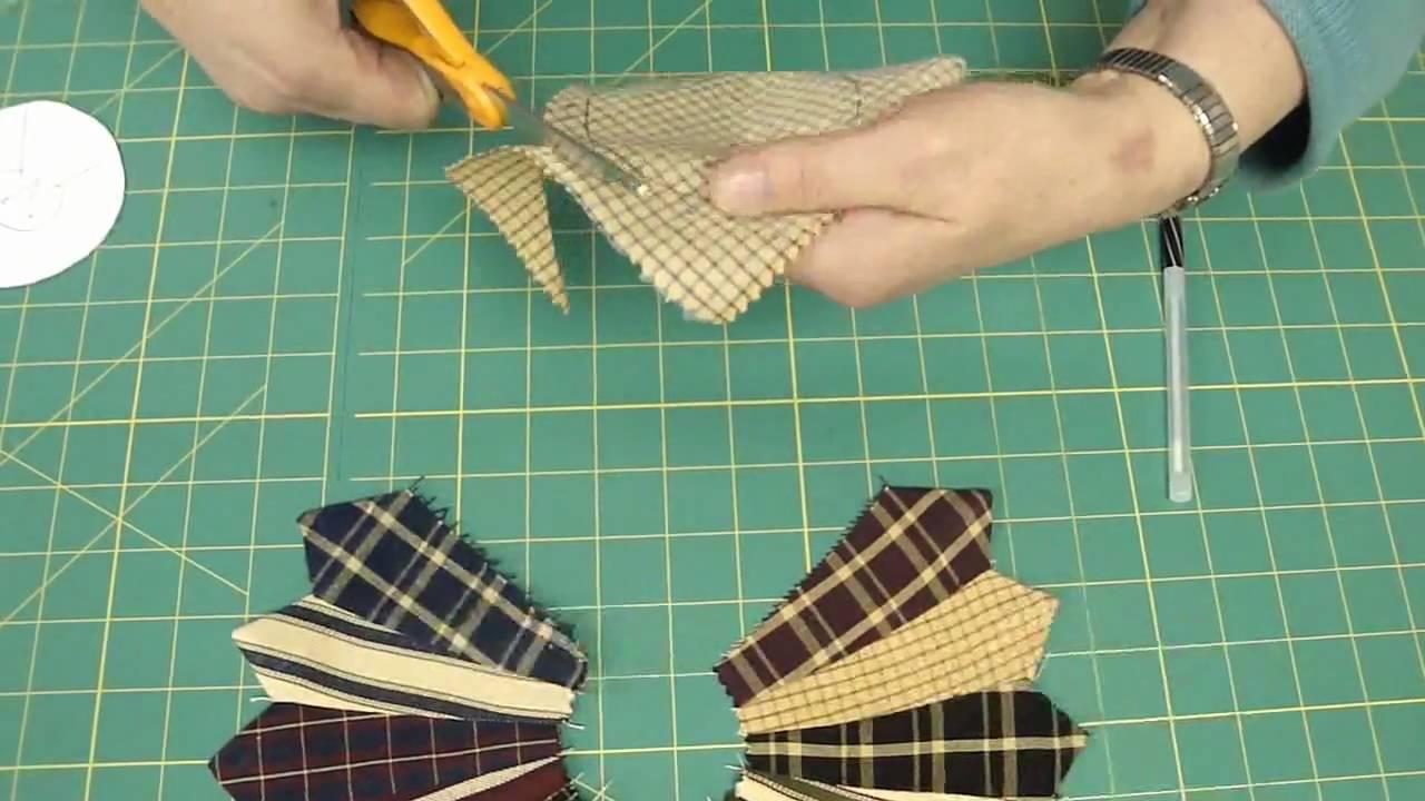 How to Make a Dresden Turkey! - Quilting Tutorial - YouTube : turkey quilt block - Adamdwight.com