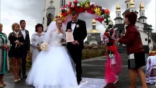 Свадьба в Буках Киев