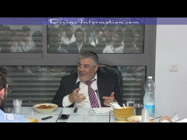 A Talk To Mikdash Melech Yeshiva In Jerusalem - May 2021