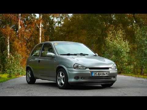 Opel Corsa B Gsi Test Sürüşü / Atmosferik Ufaklık