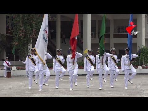 Passing out Ceremony 7th  Batch of International Maritime Academy Bangladesh(IMA)